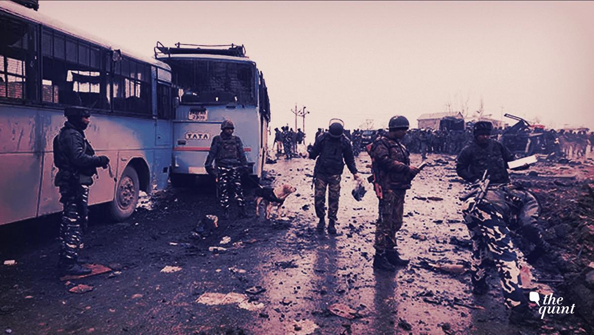 पुलवामा हमले में CRPF के 40 जवान शहीद हो गए थे.