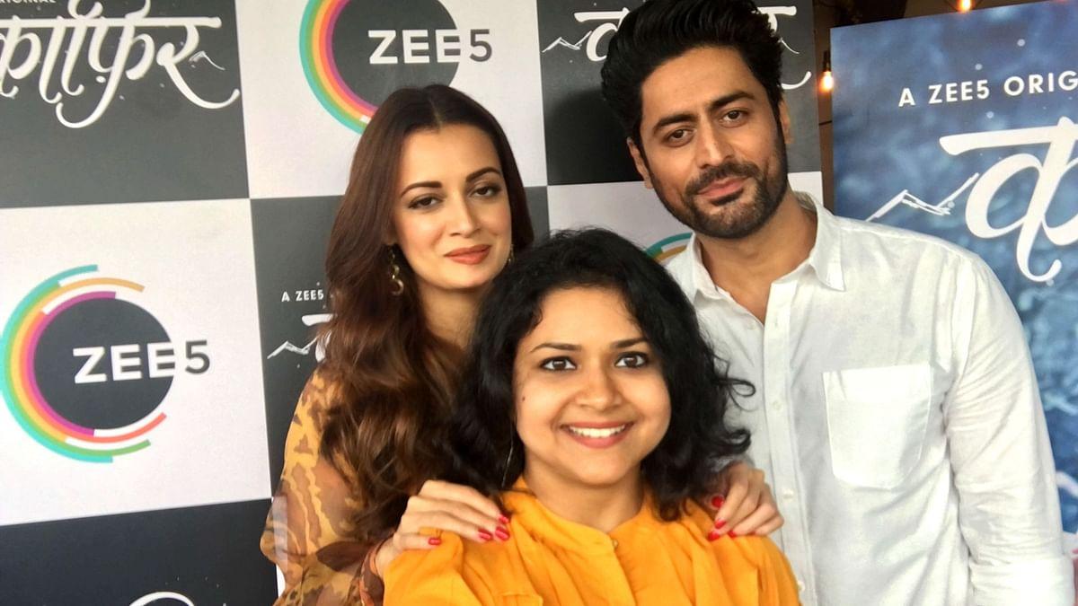 'काफिर': दीया मिर्जा और मोहित रैना ने बताया कैसा रहा डिजिटल डेब्यू
