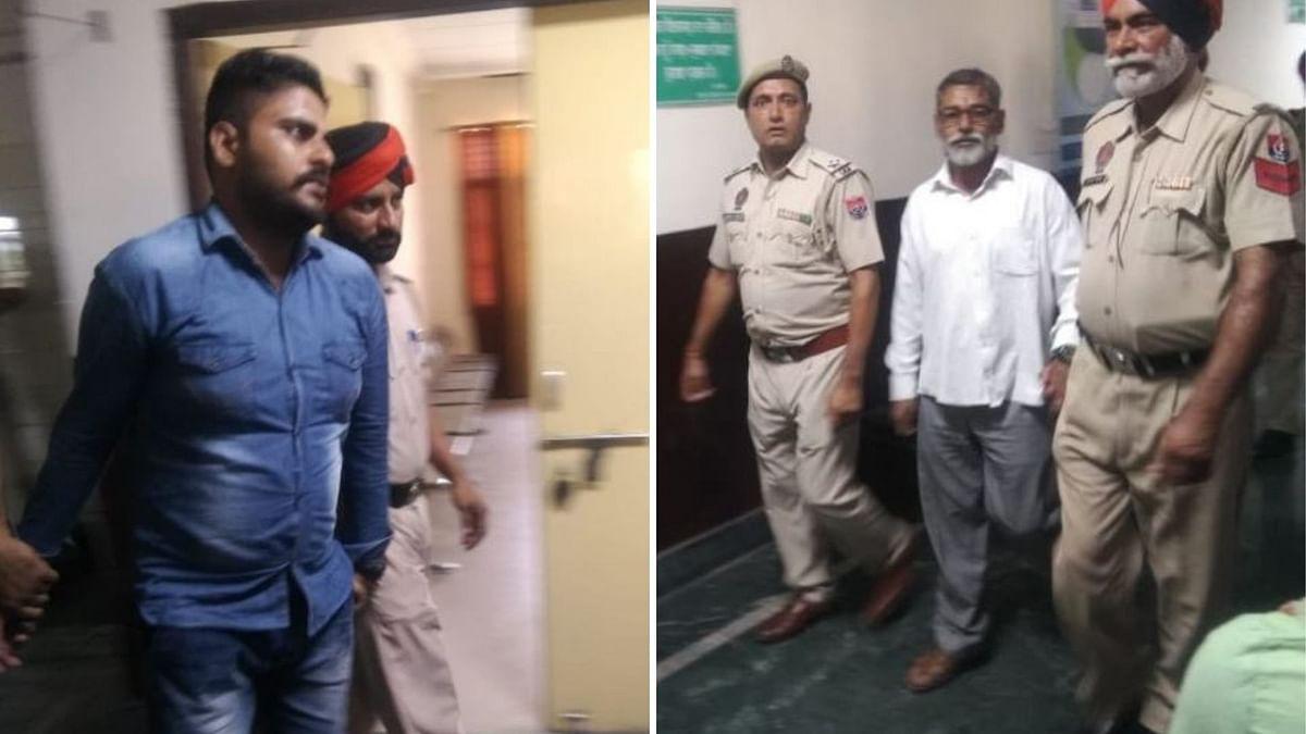 कठुआ रेप मामले का दोषी स्पेशल पुलिस ऑफिसर दीपक खजुरियाऔर ग्राम प्रधान सांजी राम