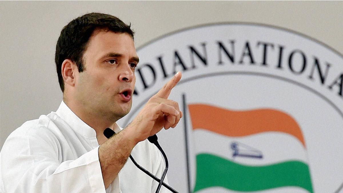 कांग्रेस शासित राज्यों में न्याय नहीं हुआ,तो वहां भी जाऊंगा: राहुल