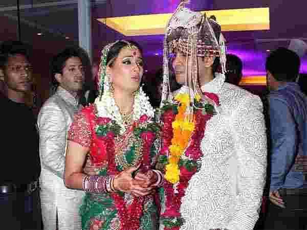 2013 में श्वेता और अभिनव की शादी हुई थी.