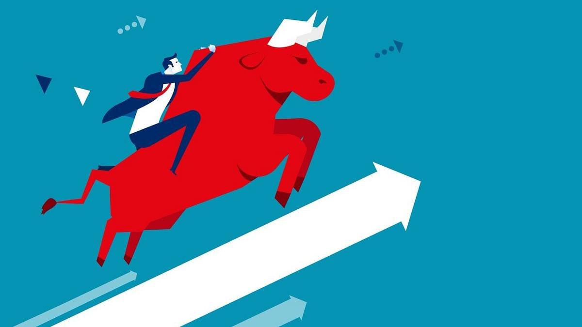 शेयर बाजार में 10 साल बाद एक दिन में इतनी बड़ी उछाल पहली बार देखने को मिली