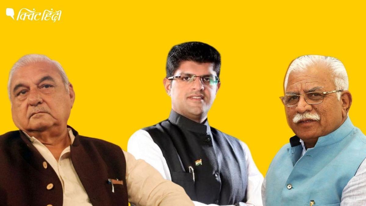 हरियाणा में दुष्यंत को मिली विरासत, Cong को हिम्मत और BJP को फजीहत
