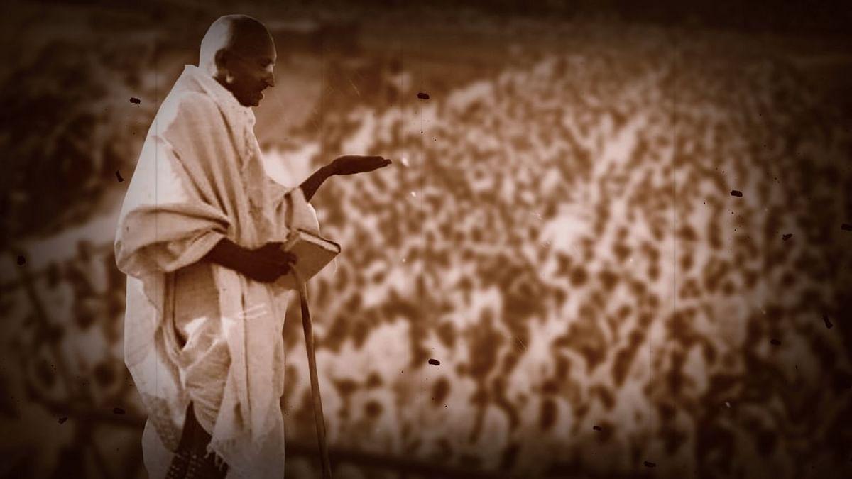 महात्मा गांधी जयंती स्पेशल। साबरमती के संत, तेरा कर दिया क्या हाल