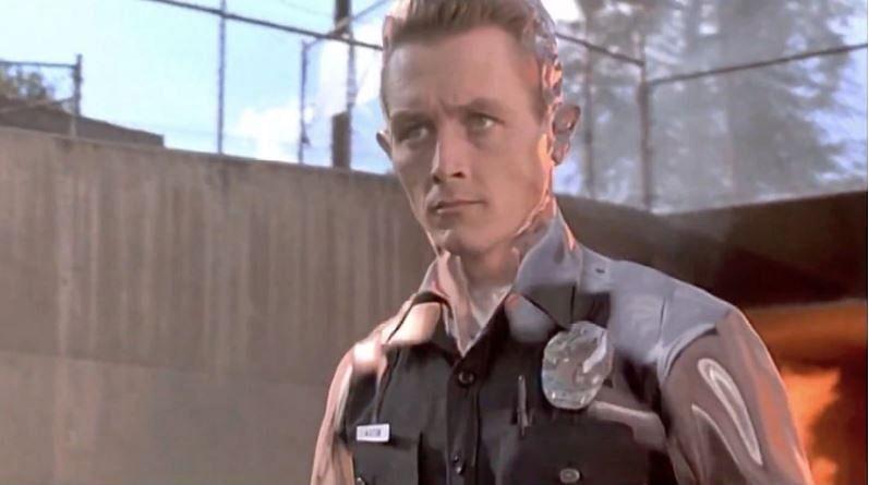 <i> Terminator2: Judgement Day में  </i>T-1000 के रूप में रॉबर्ट पैट्रिक को खत्म करना लगभग नामुमकिन था