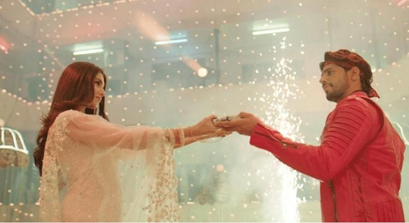 फिल्म 'मरजावां' से एक स्टिल शॉट