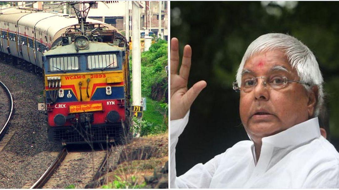 लालू ने रेलवे को घाटे पर ली चुटकी-हिचकी आ रही है, याद किया क्या?