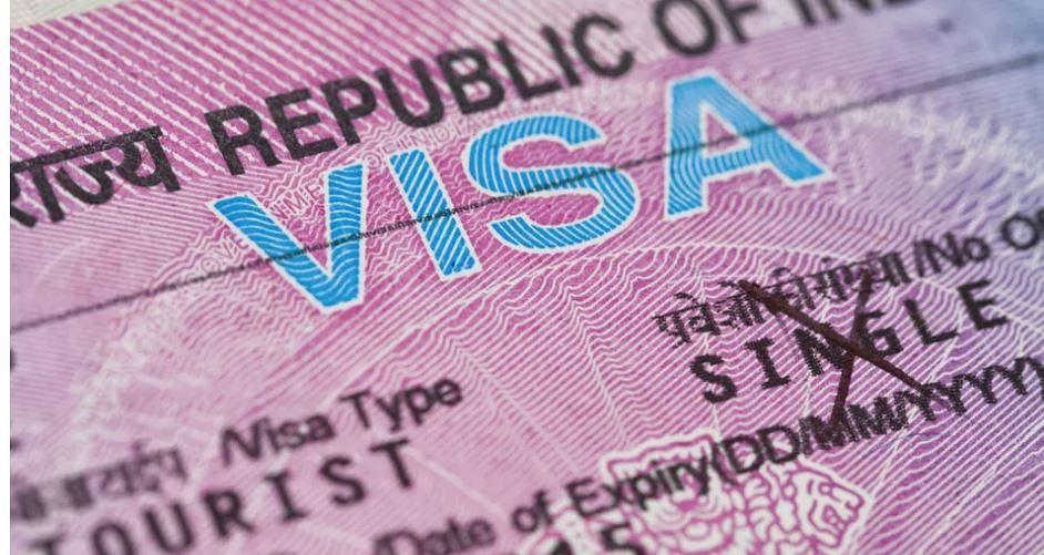 वीजा नियम  उल्लंघन  में नॉर्वे की नागरिक को भारत छोड़ने का निर्देश