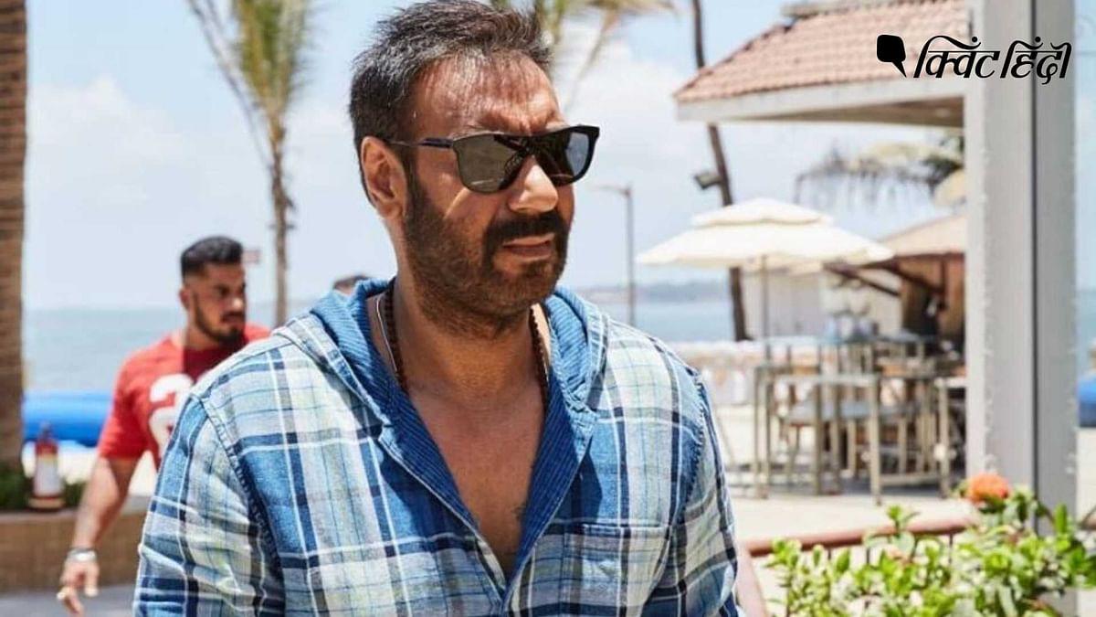 सोशल मीडिया पर एक्टिव रहना अजय देवगन को ज्यादा नहीं है पसंद