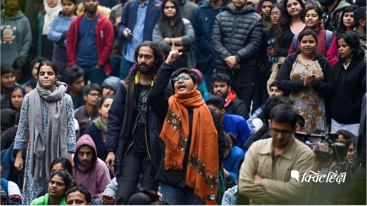 JNU हिंसा: 8 दिन बाद भी नकाबपोश गुंडे आजाद,अब तक की 10 बड़ी बातें