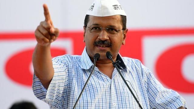 दिल्ली चुनाव: वीडियो पोस्ट करने पर CM  केजरीवाल को EC का नोटिस