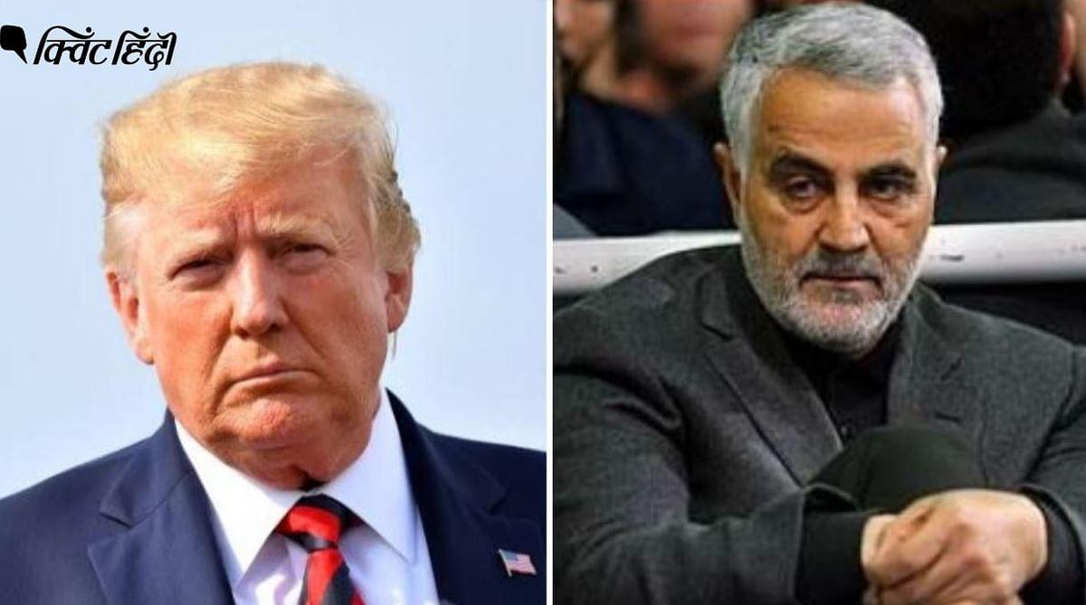 जनरल सुलेमानी की मौत ईरान के लिए बड़ा झटका है