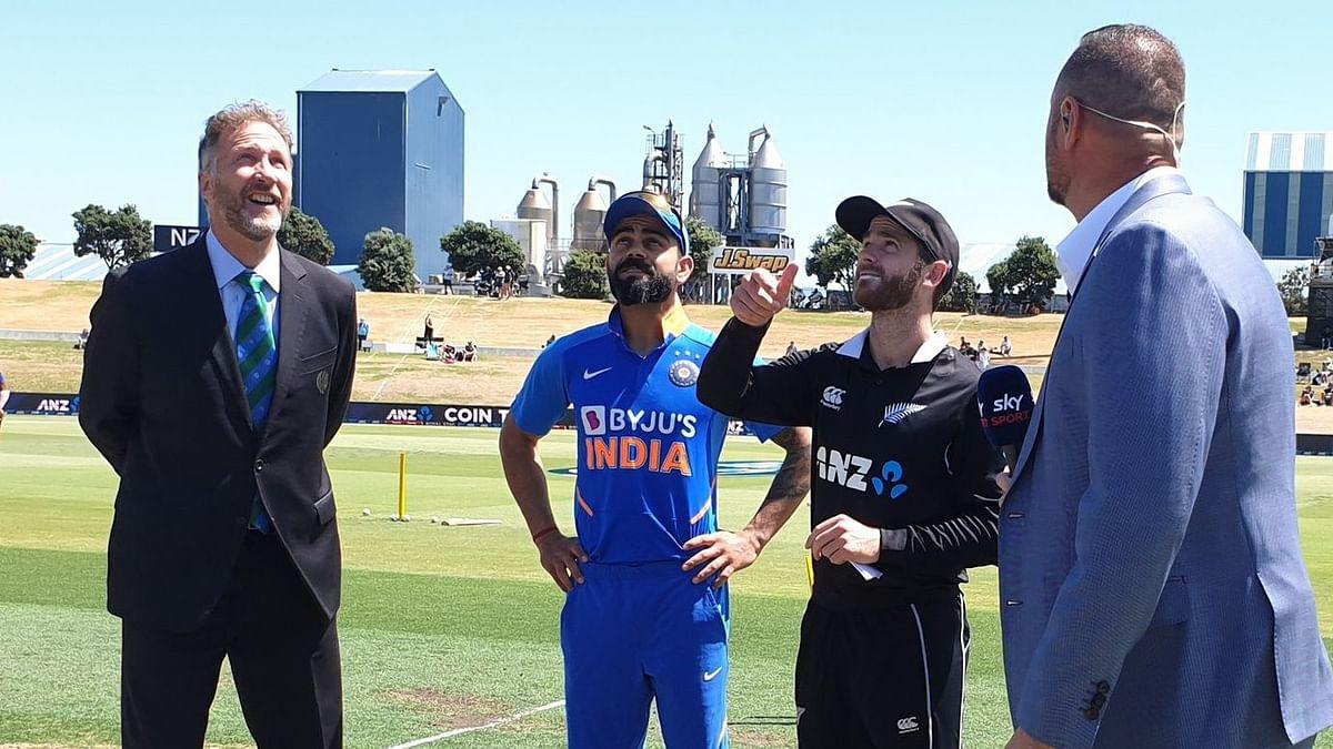 IND vs NZ 3rd ODI: न्यूजीलैंड ने टॉस जीता, पहले बैटिंग करेगा भारत