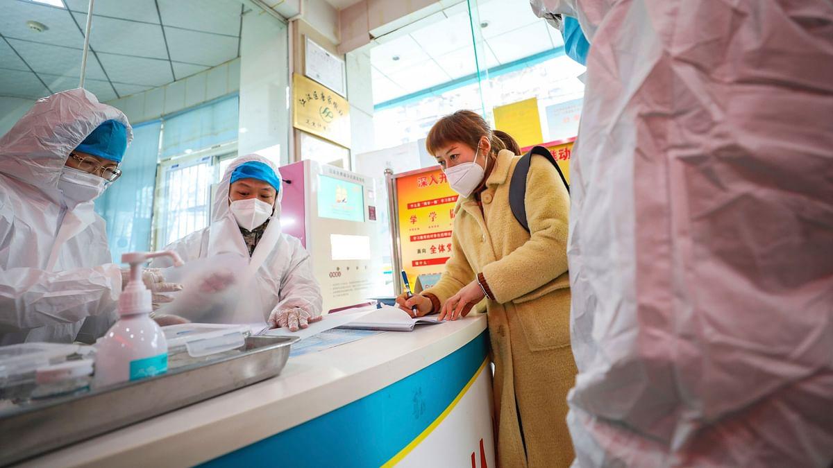 कोरोनावायरस का इलाज कर रहे डॉक्टरों  के पास  नहीं हैं सेफ्टी सूट