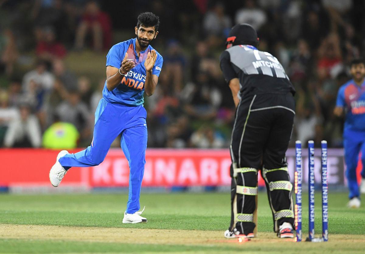 जसप्रीत बुमराह की यॉर्कर के सामने न्यूजीलैंड के बल्लेबाज बेबस नजर आए