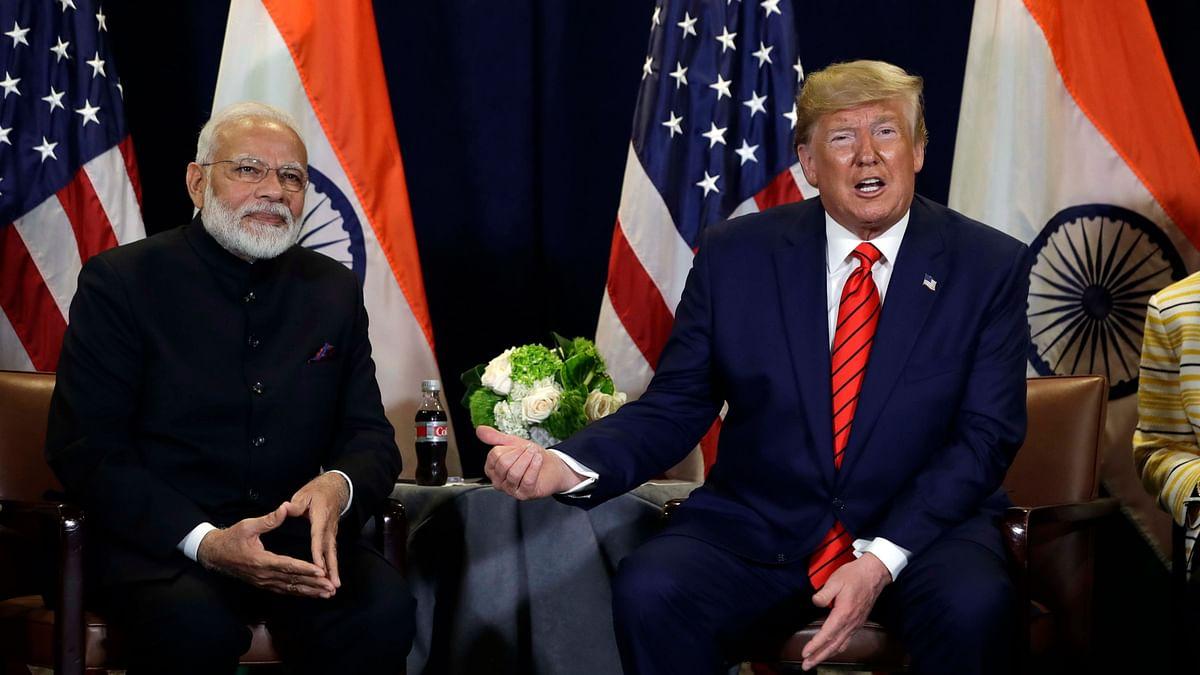 अमेरिकी राष्ट्रपति डोनाल्ड ट्रंप भारत दौरा करने वाले हैं
