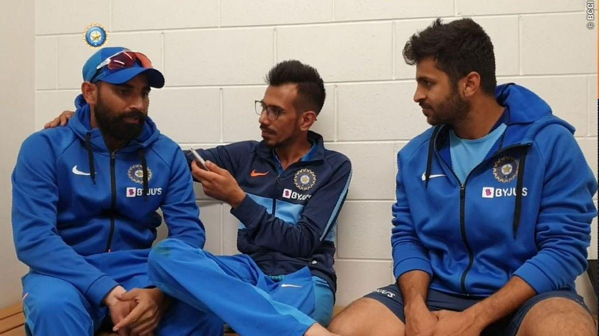 शार्दुल और शमी ने बताया, आखिरी ओवर में कैसे न्यूजीलैंड को रोका