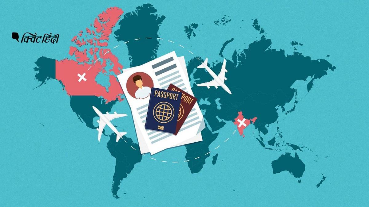 अमेरिका का 'ख्वाब' छोड़ कनाडा की तरफ क्यों जा रहे हैं भारतीय?