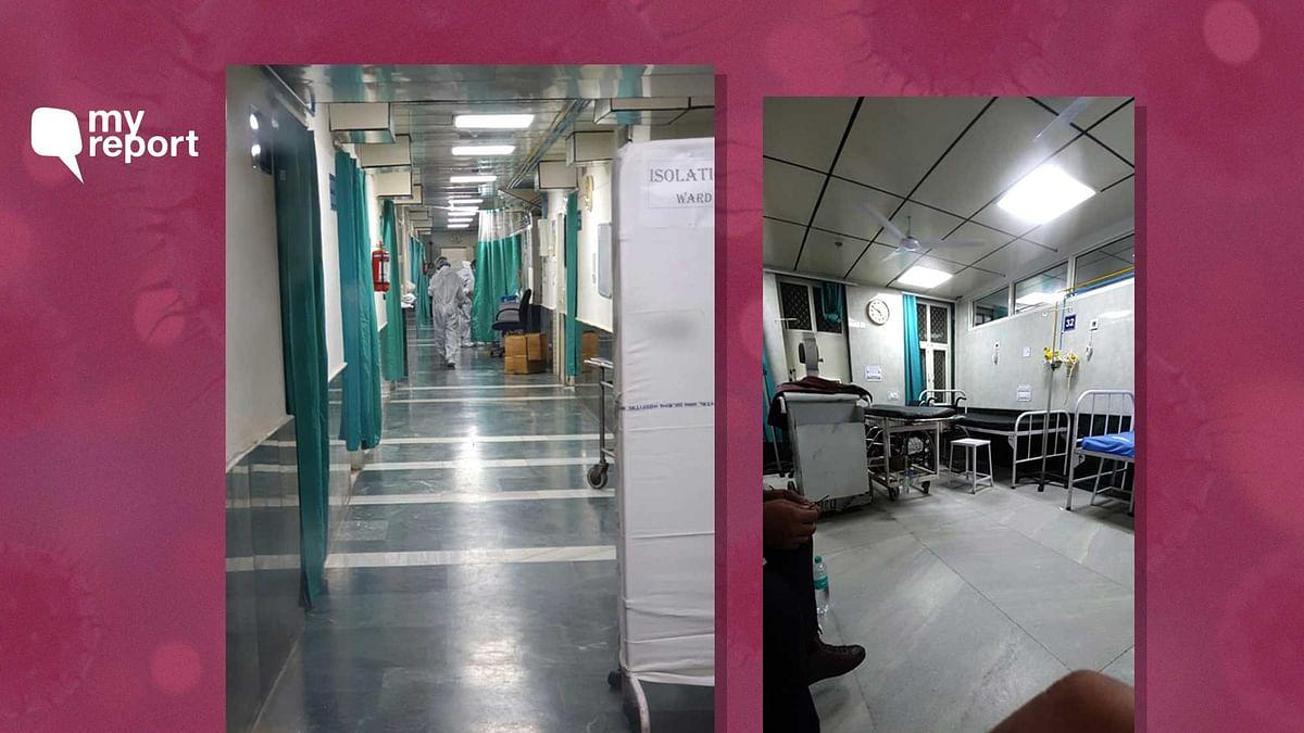 दिल्ली में कोरोनावायरस पर लापरवाही, इटली से लौटे शख्स की आपबीती