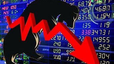 शेयर बाजार में गिरावट की वजह और आगे बाजार पर इसका असर