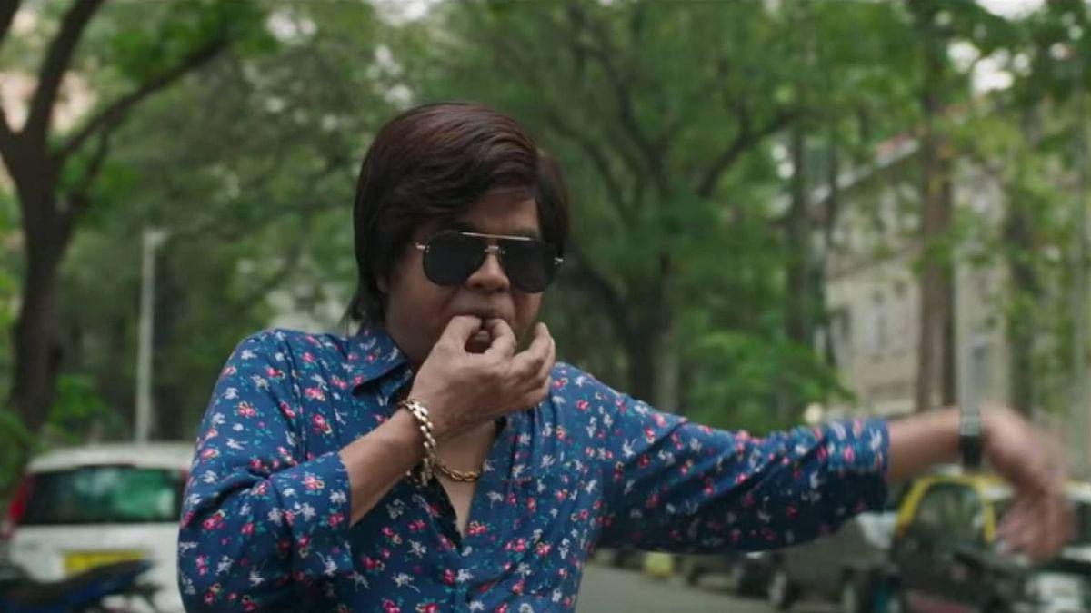 फिल्म में संजय मिश्रा