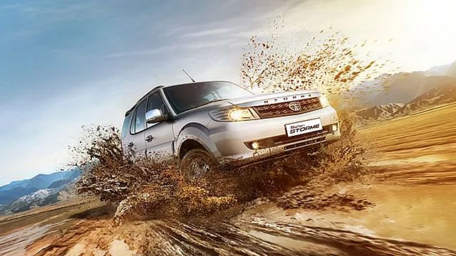 Tata Motors Safari Storme