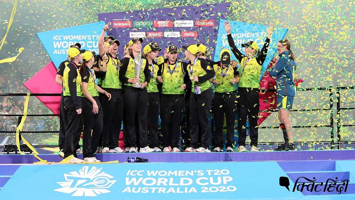 आखिरी कदम पर लड़खड़ाई टीम इंडिया, फाइनल में AUS ने 85 रन से हराया