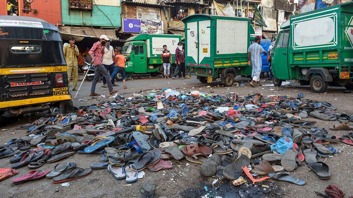 बांद्रा में कोहराम: कुछ कीजिए नहीं तो शहर-शहर निकलेंगे 'अज्ञात'