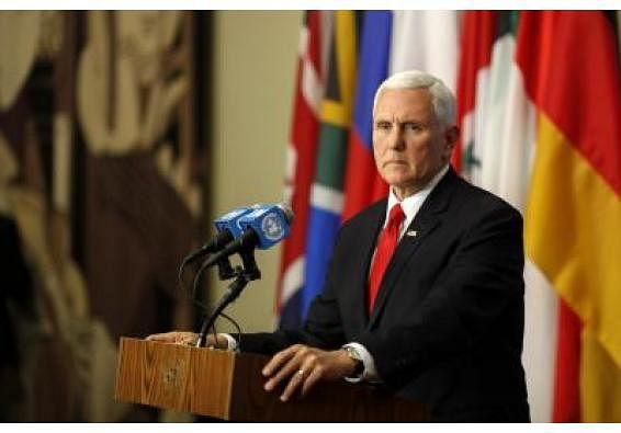 अमेरिकी उपराष्ट्रपति माइक पेंस की  शीर्ष सहयोगी कोरोनो पॉजिटिव