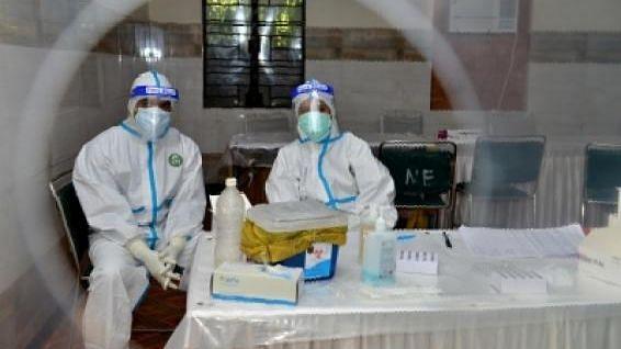 दिल्ली में कोरोनावायरस से 61 नई मौतें