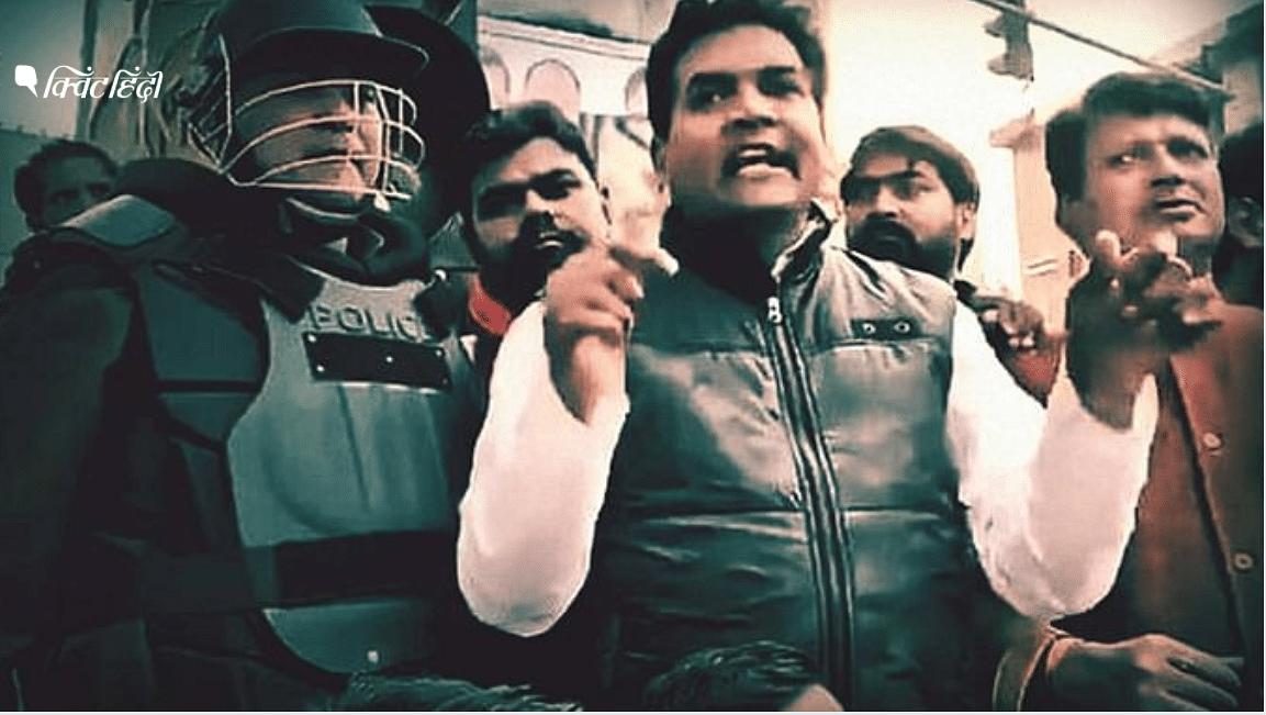 """""""ये हैरान करता है कि केंद्रीय गृह मंत्रालय ने दिल्ली पुलिस को जिम्मेदार ठहरने की कोई कोशिश नहीं की"""""""