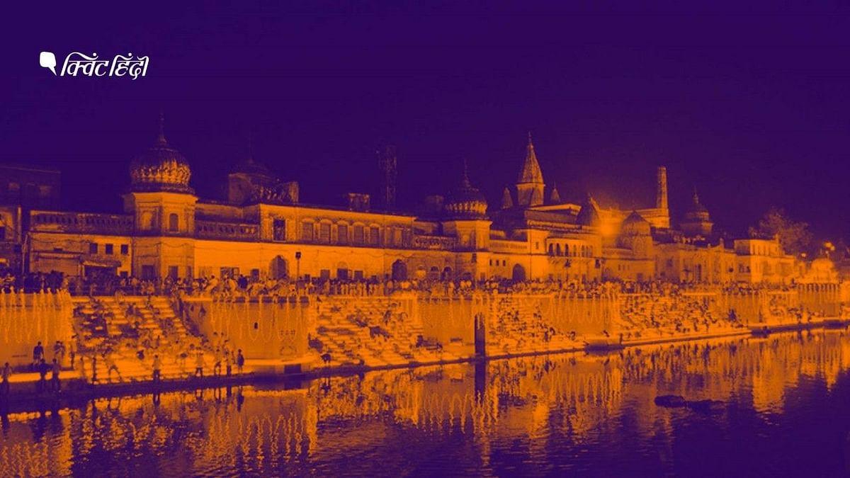 अयोध्या में 36 से 40 महीने में बगैर लोहे का बनेगा राम मंदिर:  राय