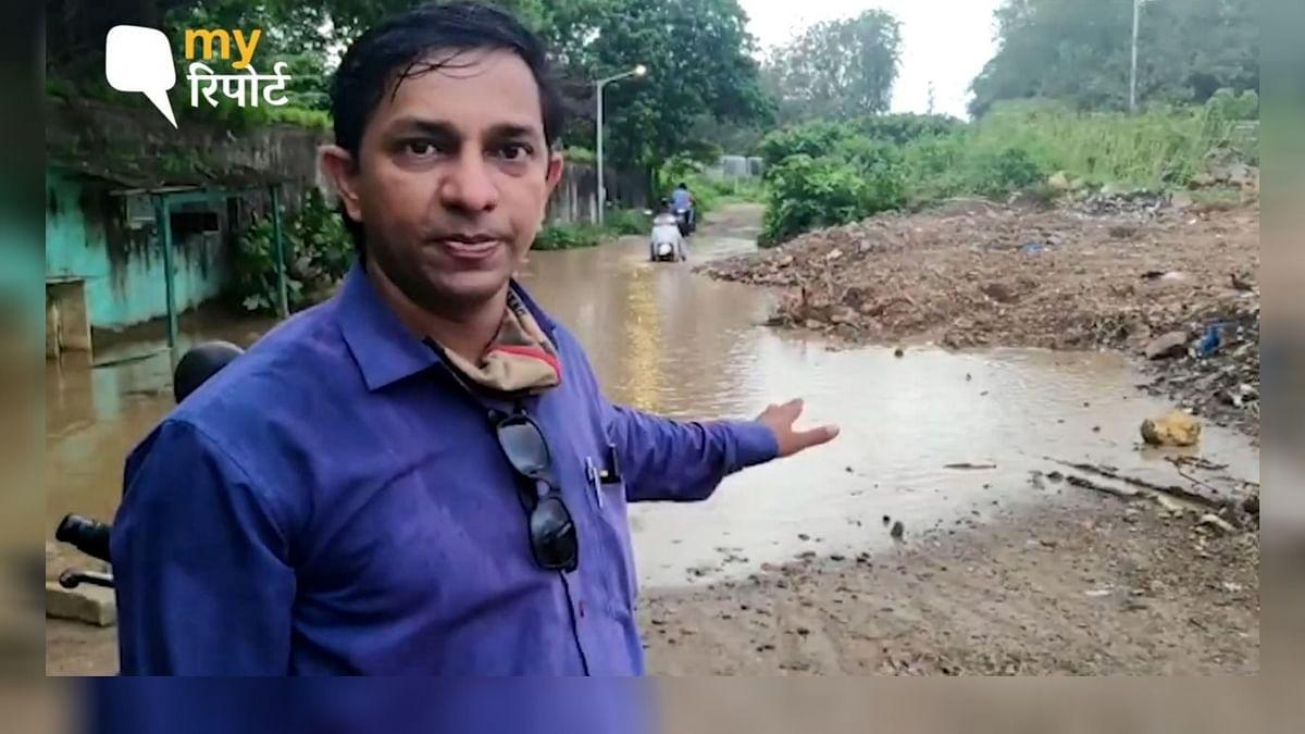 बांद्रा ईस्ट में 'अंतिम यात्रा' की राह भी मुश्किल