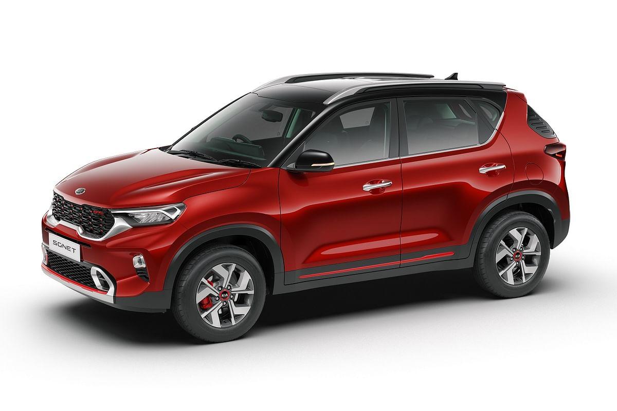 Kia Sonet SUV भारत में लॉन्च, जानें अनुमानित कीमत और फीचर्स