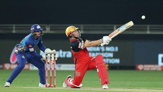 RCB Vs MI: मुंबई को 202 रन का टारगेट, डिविलियर्स की धमाकेदार पारी