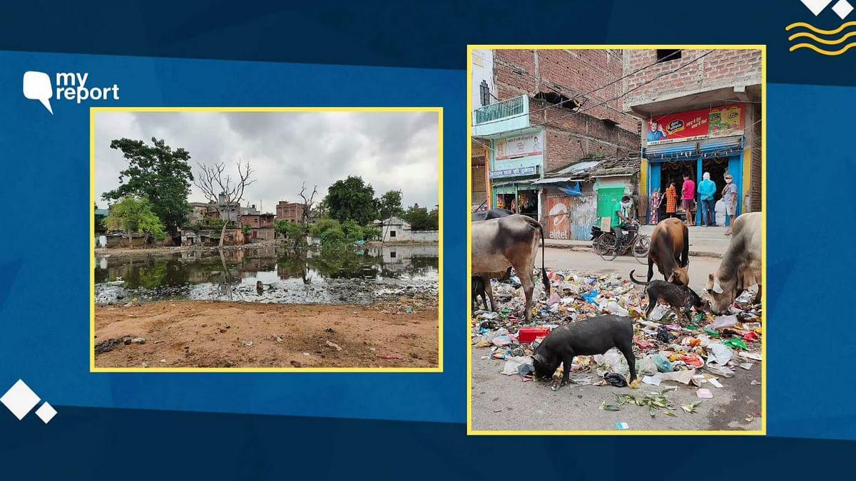 गंदगी के खिलाफ बिहार के दो छात्रों का 'युद्ध'