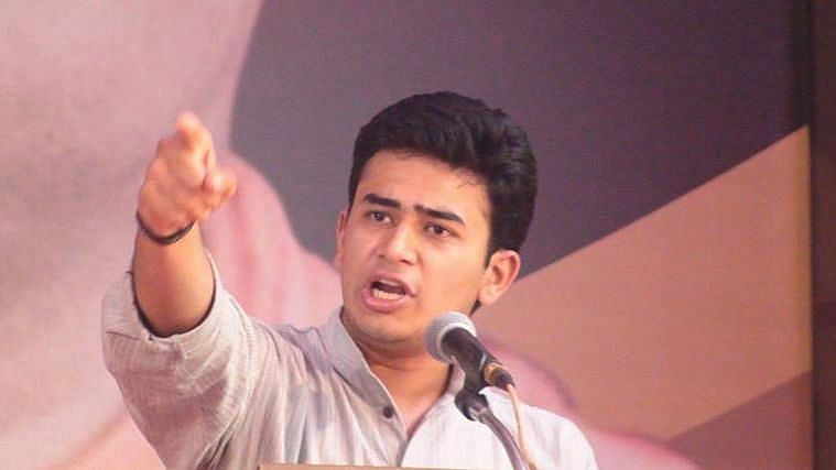 तेजस्वी सूर्या ने बेंगलुरु को 'आतंक का केंद्र' बताया, विपक्ष भड़का