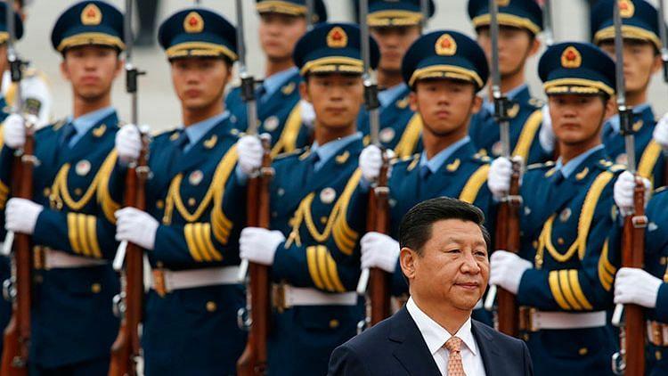 चीन ने इन इमारतों को बनाने का काम पूरा कर लिया है