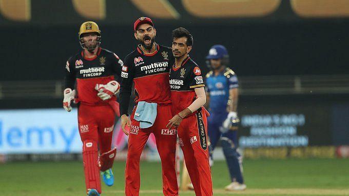 रॉयल चैलेंजर्स बेंगलोर ने मुंबई को दिया था 202 रन का टारगेट