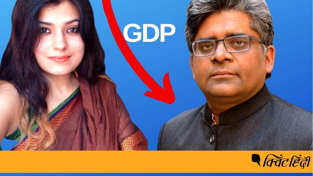 GDP धड़ाम: क्यों बड़े कदम नहीं उठाती सरकार? रथिन रॉय Exclusive