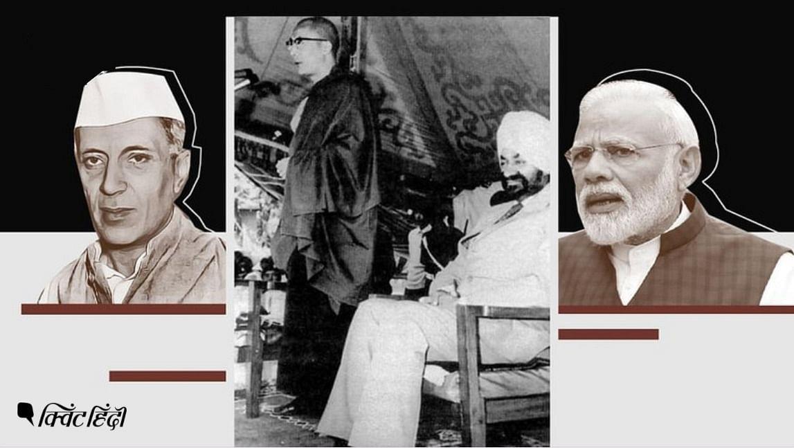 शायद ही कोई इस बात को माने लेकिन मोदी में नेहरू जैसा बहुत कुछ है. मिसाल के तौर पर एसएफएफ