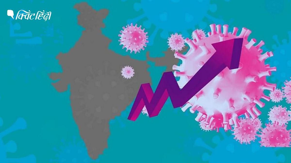 भारत में कोरोना के 97,500 नए मामले, अब तक 77,472 लोगों की मौत