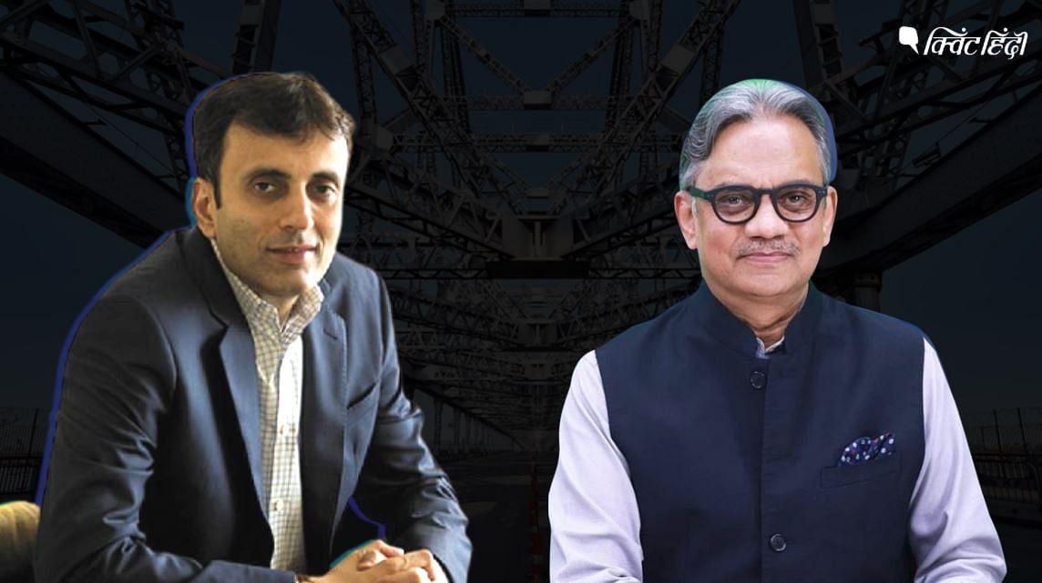 क्विंट के एडिटोरियल डायरेक्टर संजय पुगलिया की रुचिर शर्मा से खास बातचीत