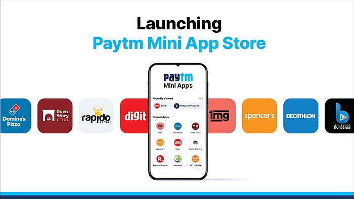 Google से मिले 'झटके' के बाद अब Paytm ने लॉन्च किया मिनी ऐप स्टोर