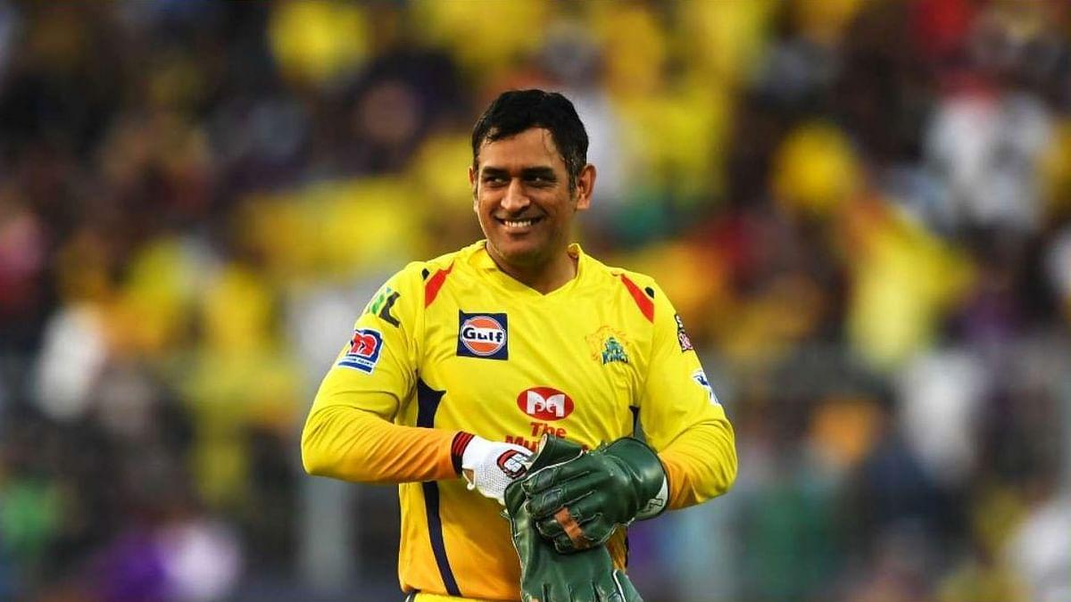 CSK VS RR: चेन्नई के कप्तान धोनी ने IPL में बनाया अनूठा 'स्कोर'