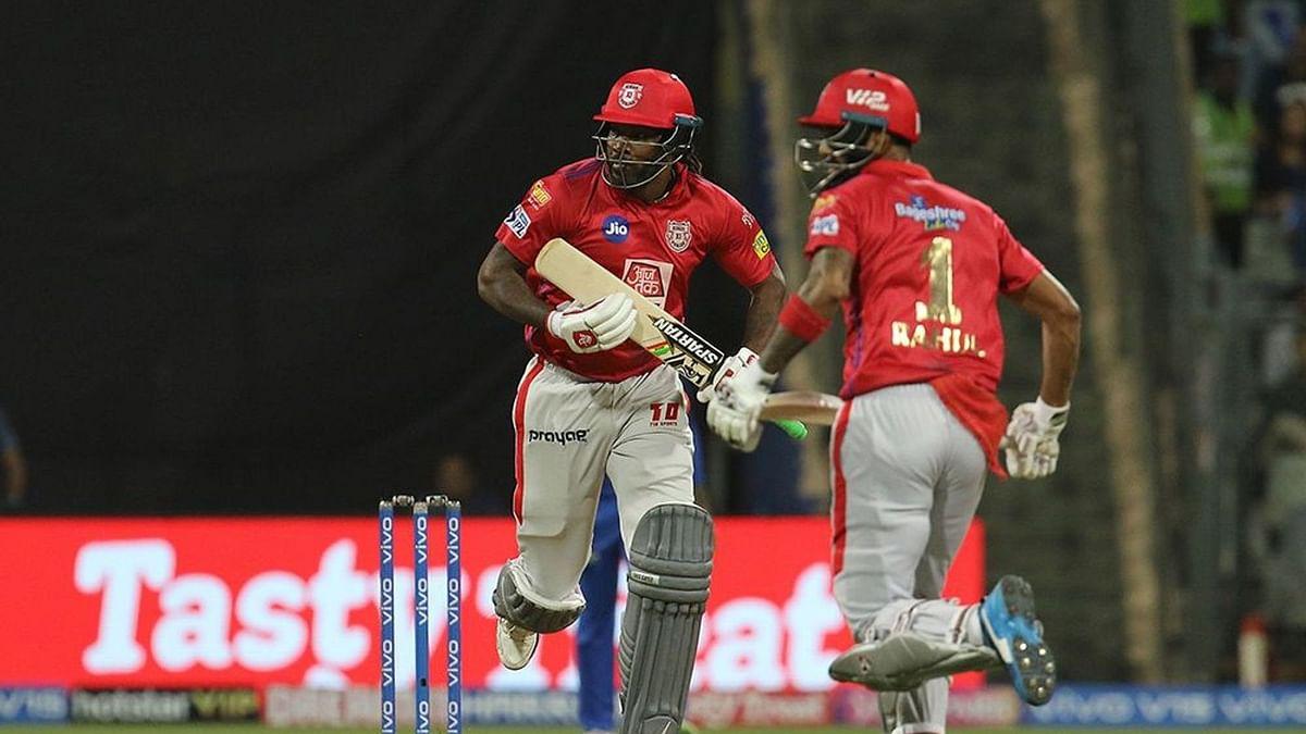 गेल शुरुआती मैचों में पंजाब की टीम में शामिल नहीं थे, मौका मिलते ही खेली थी शानदार पारी