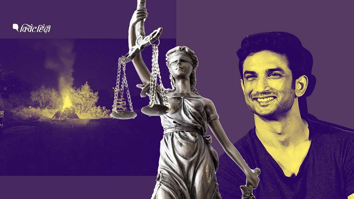 हाथरस पीड़िता Vs सुशांत सिंह राजपूत: 'दो भारत' की कहानी
