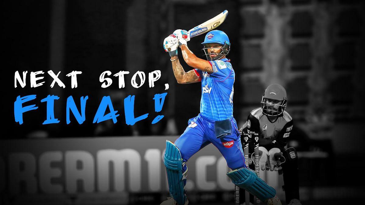 SRH V DC: दिल्ली को शिखर पर ले जाने वाले धवन का अजीब IPL करियर