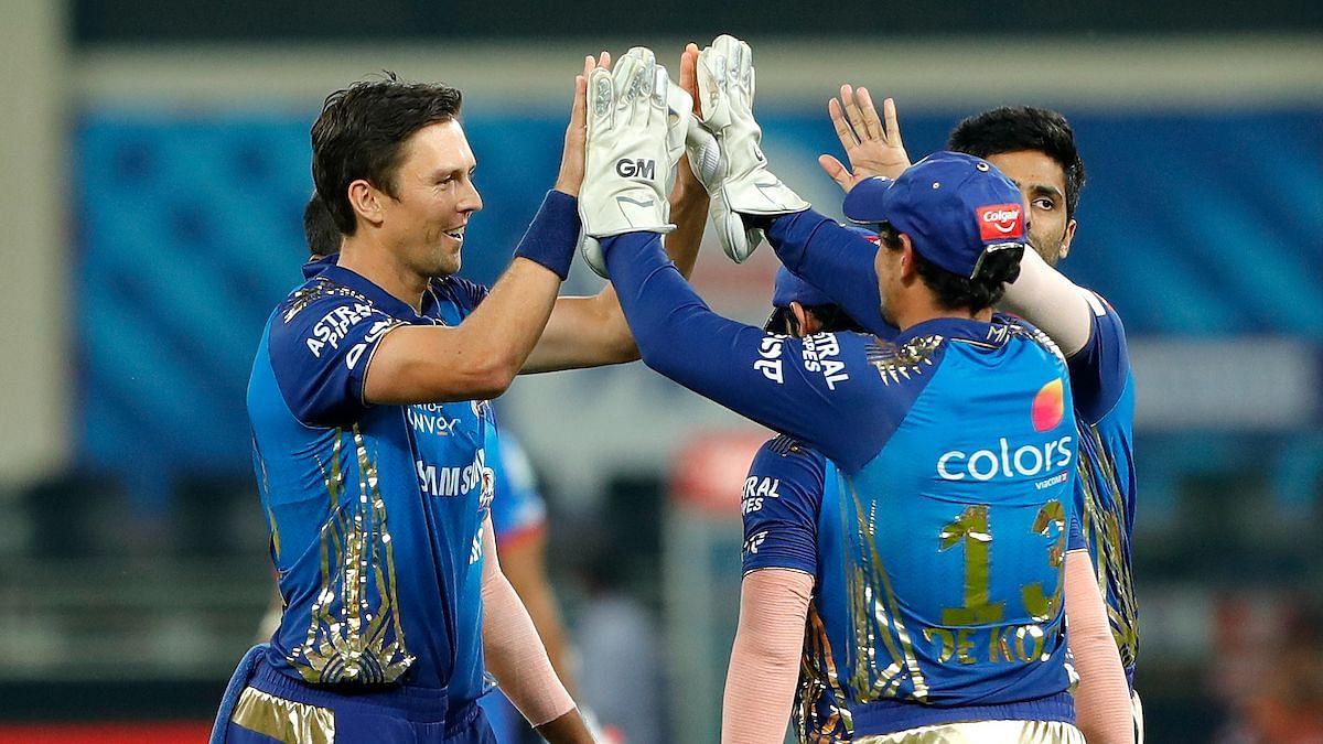 मुंबई इंडियंस ने पहले क्वॉलीफायर में दिल्ली को दिया था 201 रनों का टारगेट