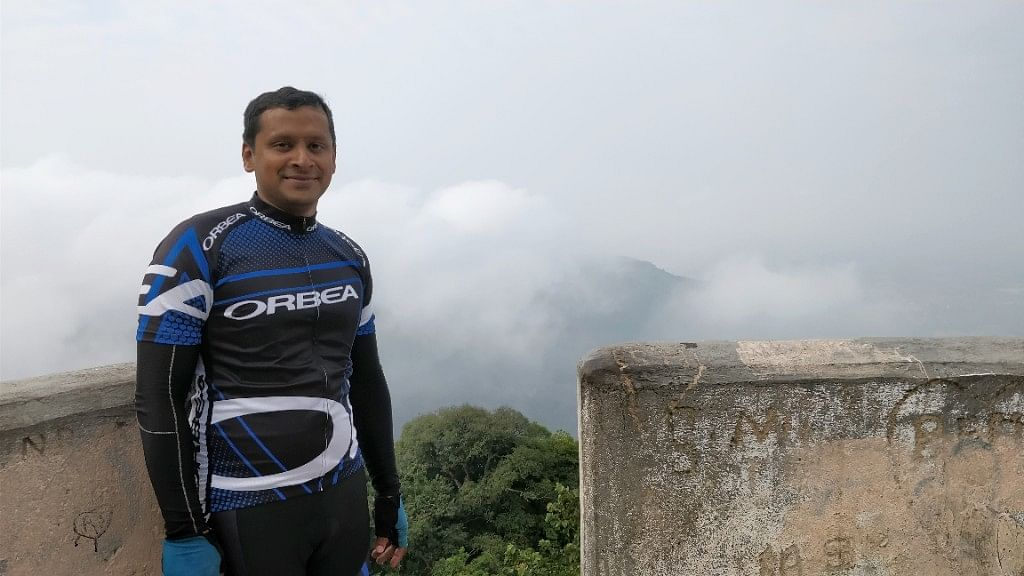 How Cycling to Work Helped Kuruvilla Lose 14 Kgs